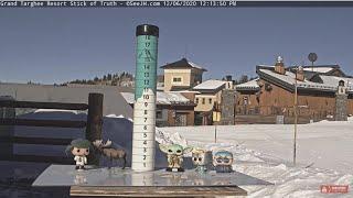 Preview of stream Grand Targhee Resort Snow Stick