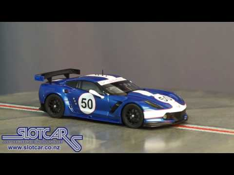 Carrera Slot Car Corvette Racing C6R 50 Slotcar 27513