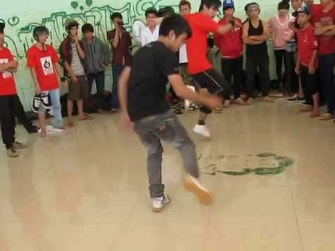 Giao lưu Breakdance tại Dak Mil - ATD / Blaze (Crew) - FootMark / Demon (Crew) [HD]