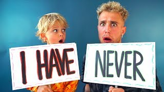 NEVER HAVE I EVER vs. TYDUS (Jake Paul) Video