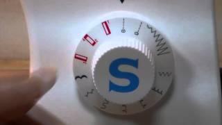 SINGER FashsionMate 2290 видео обзор(SINGER FashsionMate 2290 - новая машинка серии FashsionMate от SINGER. Швейная машинка