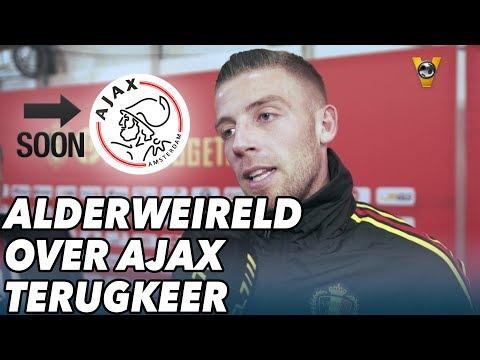 Alderweireld over Ajax-terugkeer: 'Ik zou wel iets willen toevoegen' - VOETBAL INSIDE