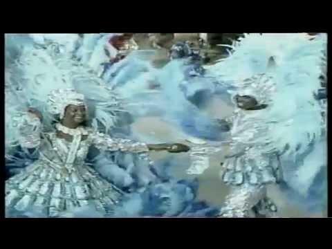 Compacto 1991 desfile escolas de samba do Rio - Rede Manchete