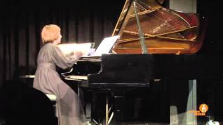 "Jakob Diehl ""Sechs kurze Studien für Klavier"" (2004) UA"