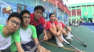 20151109 聖公會曾肇添中學教曲棍球