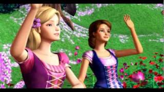 Barbie and the Diamond Castle - Two Voices One Song - Music Video