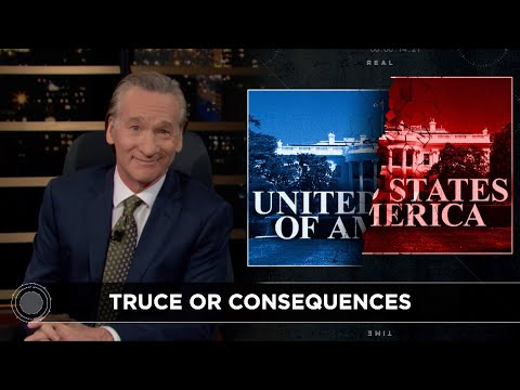 New Rule: Skip the Civil War   Real Time with Bill Maher (HBO)