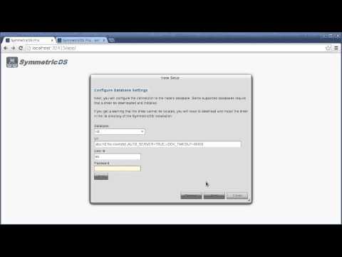 SymmetricDS Pro Client (Standalone)