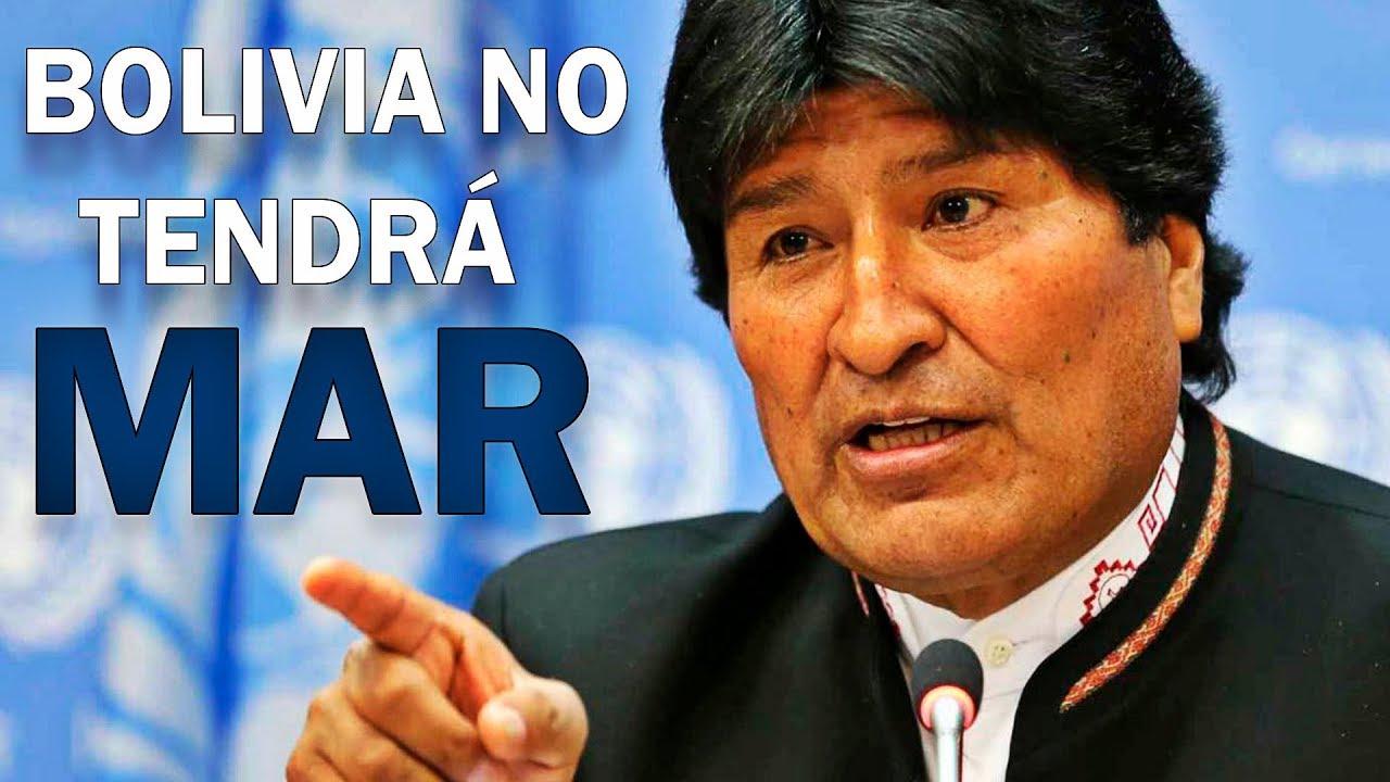 Bolivia derrotada ante Chile en La Haya : ¿El fin de Evo?
