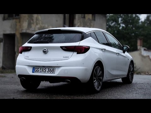 New Opel Astra review