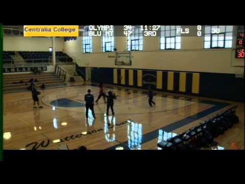 Centralia College Women's Basketball Blazer Classic  12-13-2015