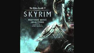 Skyrim V - The Streets of Whiterun Soundtrack