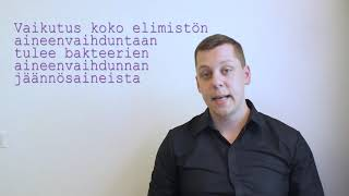 Suoliston bakteerikanta ja diabetes