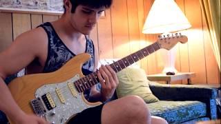 Tim Henson - Blood Moon (Guitar Cover)