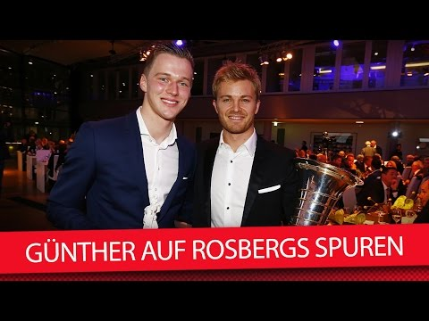 Maximilian Günther auf Formel-1-Kurs