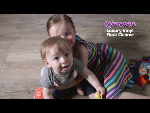 Rejuvenate Luxury Vinyl Floor Cleaner
