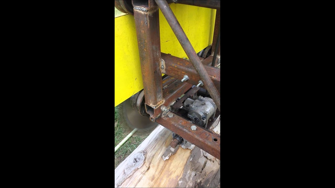 Most Design Ideas Homemade Swing Blade Sawmill Plans Pictures, And