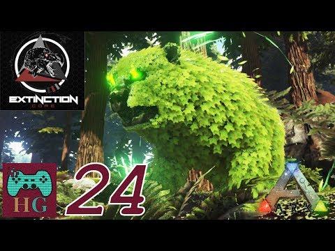 ITA 24 ARK Monsters&Tek. Mod Extinction core. Boss Scion. Che la mattanza abbia inizio