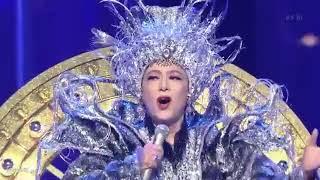 第58回NHK紅白歌合戦 さそり座の女2007 美川憲一 パラパラバージョン.