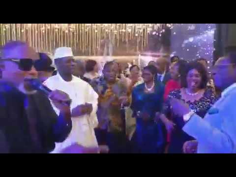 Image result for Yahya Jammeh, Obiang Nguema Dance