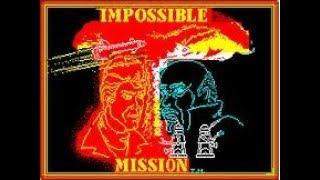 Impossible Mission Comparison - Amstrad CPC - C64 - BBC Micro - ZX Spectrum