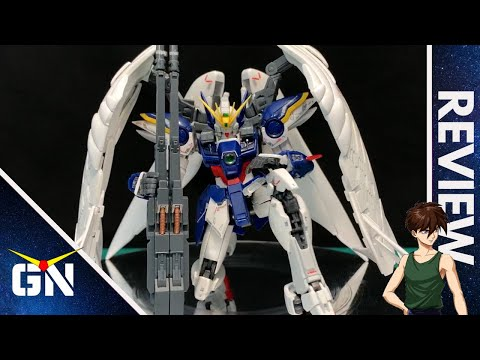 History Is Just Like An Endless Waltz - RG 1/144 Wing Zero EW   REVIEW