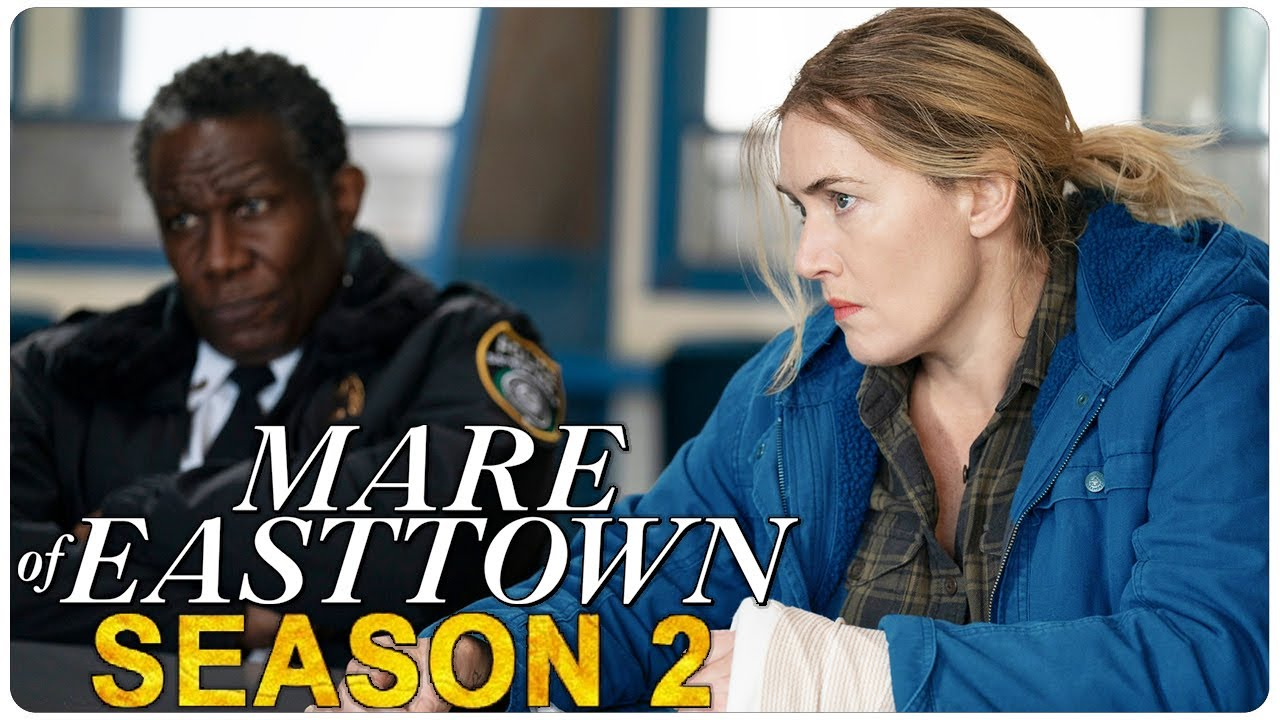 Download MARE OF EASTTOWN Season 2 Teaser With Kate Winslet