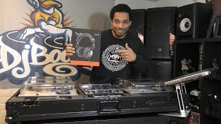 Ultrasone Signature DXP DJ Headphones Unboxing & First Impressions`