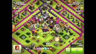 Clash of clans loonion farming 3 star #2