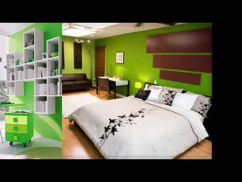 grüne-schlafzimmer