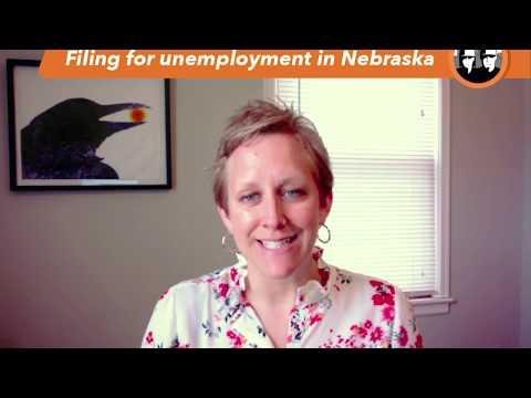 Filing for unemployment in Nebraska