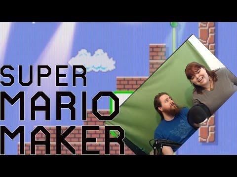 Super Mario Maker w/ MyRegards   The Rage is Building!