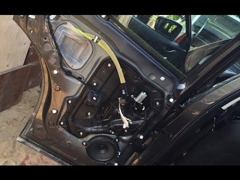 Шумоизоляция автомобиля своими руками Mazda cx 5 задняя дверь