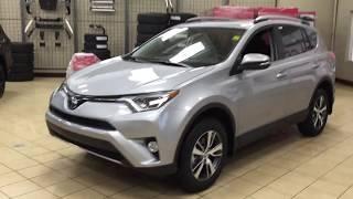 2018 Toyota RAV4 XLE AWD Review