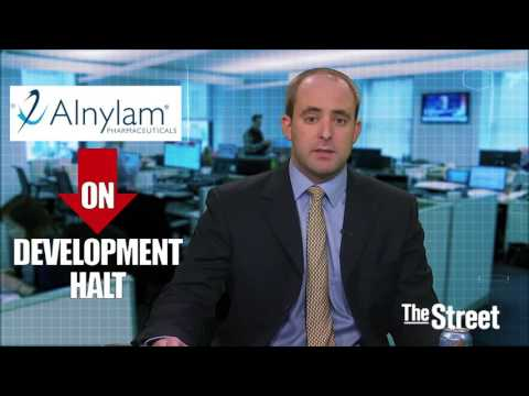 Alnylam Pharmaceuticals Halts Drug Development and Shares Tank