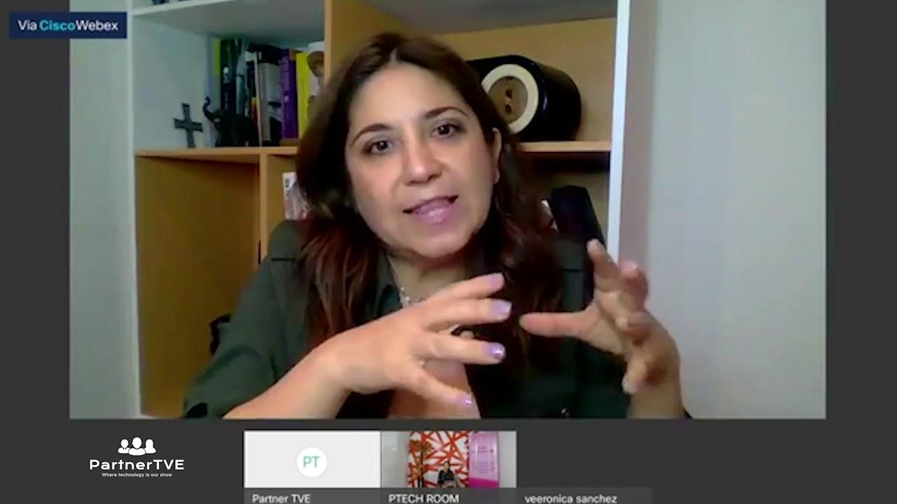 Jueves de Mujeres con Veronica Sánchez