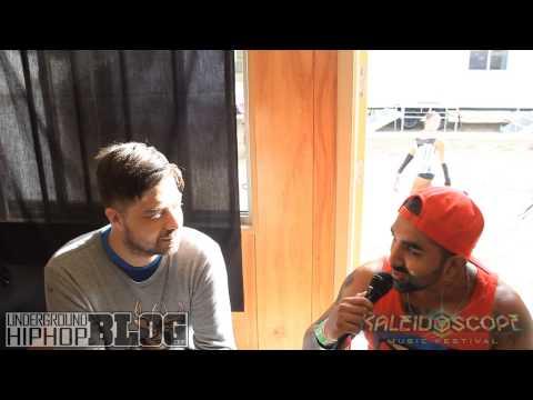 """Aesop Rock """"Exclusive Interview"""" UndergroundHipHopBlog.com"""