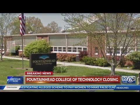 Fountainhead College of Technology closing