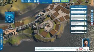 Cities XL 2012 PC - Vidéo Découverte - Initiation Pt4