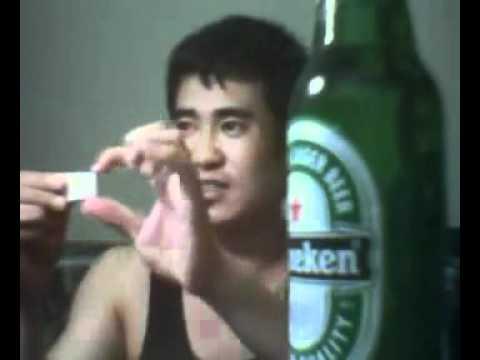Khui bia bằng giấy A4