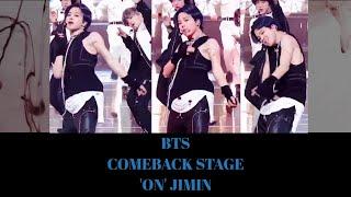 200227 방탄소년단 - ON 엠카컴백무대 지민컷  BTS - ON M COUNTDOWN COMEBACK …