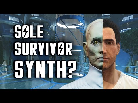 Is the Sole Survivor a Synth? A Fan Conspiracy Theory
