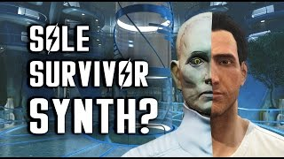 Is the Sole Survivor a Synth A Fan Conspiracy Theory