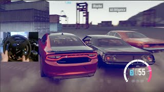 Fast and Furious FH2 4 Man LC Online Drifting - 2015 Charger
