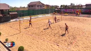 Пляжный волейбол Стеценко-Луганск