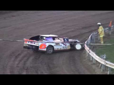 IMCA Sport Mod feature Farley Speedway 7/15/16