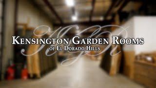 Kensington Garden Rooms - Craftsmanship