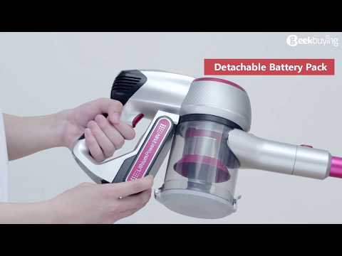 Xiaomi JIMMY JV53 Wireless Vacuum Cleaner--Geekbuying.com