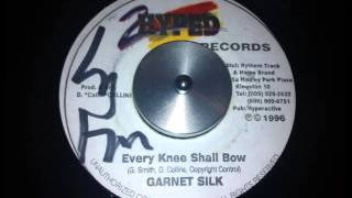Garnett Silk - Every Knee Shall Bow