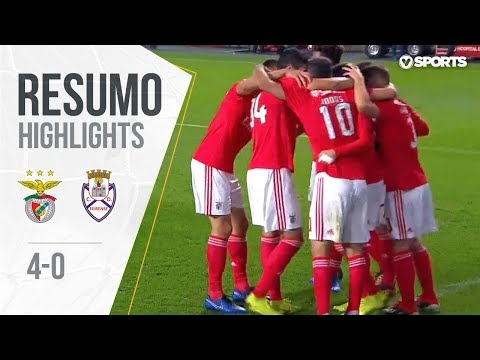Highlights Sertanense 0-3 Benfica (Portuguese Cup 18/19 #3) from YouTube · Duration:  4 minutes 29 seconds